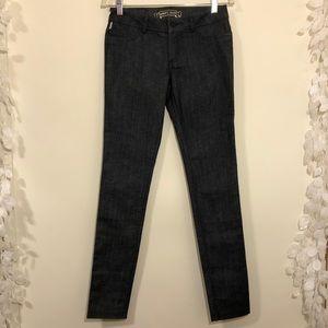 Robins jean dark wash blue jeans skinny